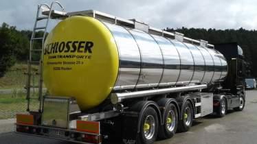 Unternehmen Schlosser Transportunternehmen GmbH