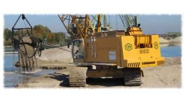 Unternehmen Seilbagger & Baggerbetrieb Gran