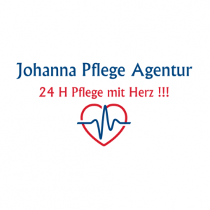 Firmenlogo von Johanna Pflege Agentur - 24 H Pflege mit Herz