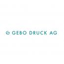 Firmenlogo von Gebo Druck AG