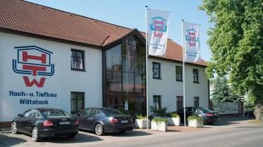Unternehmen Hoch- und Tiefbaugesellschaft Wittstock mbH