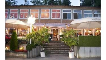 Unternehmen Brauereigaststätte Hohenegg Café Restaurant mit Seeblick