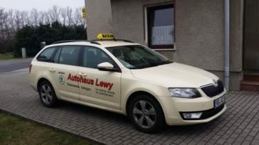 Unternehmen Taxibetrieb M. Richter - Taxi- und Limousinenservice in Gröditz