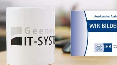 Unternehmen Geenen IT-Systeme