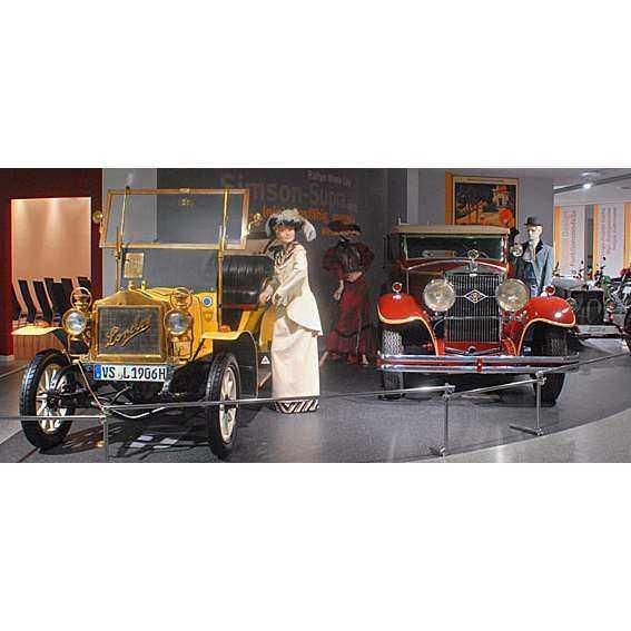 Unternehmen Fahrzeugmuseum Suhl - Dipl. Ing. Joachim Scheibe