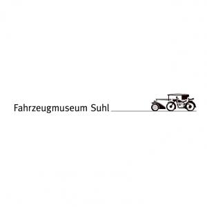 Firmenlogo von Fahrzeugmuseum Suhl - Dipl. Ing. Joachim Scheibe