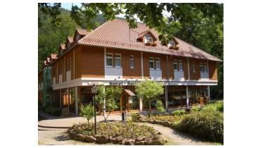 Unternehmen Kurpark Flair Hotel im Ilsetal - Inhaberin Katharina Erxleben