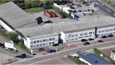 Unternehmen Rohrmatic Industrierohrleitung und Anlagenbau GmbH