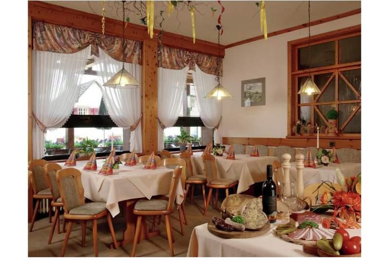 Hotel Restaurant Blick Zum Maimont Inhaber Frau Monika Andrä Und